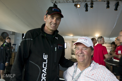 Russell Coutts and Paul_2_July 2012